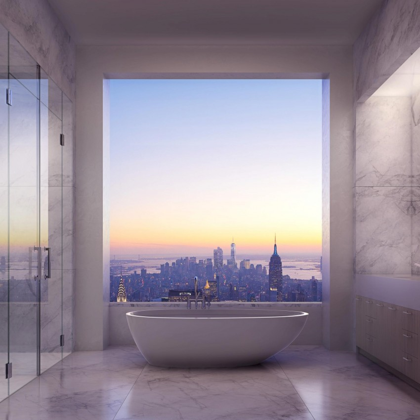 Inside the $95 Million 432 Park Avenue NYC Apartment (7)