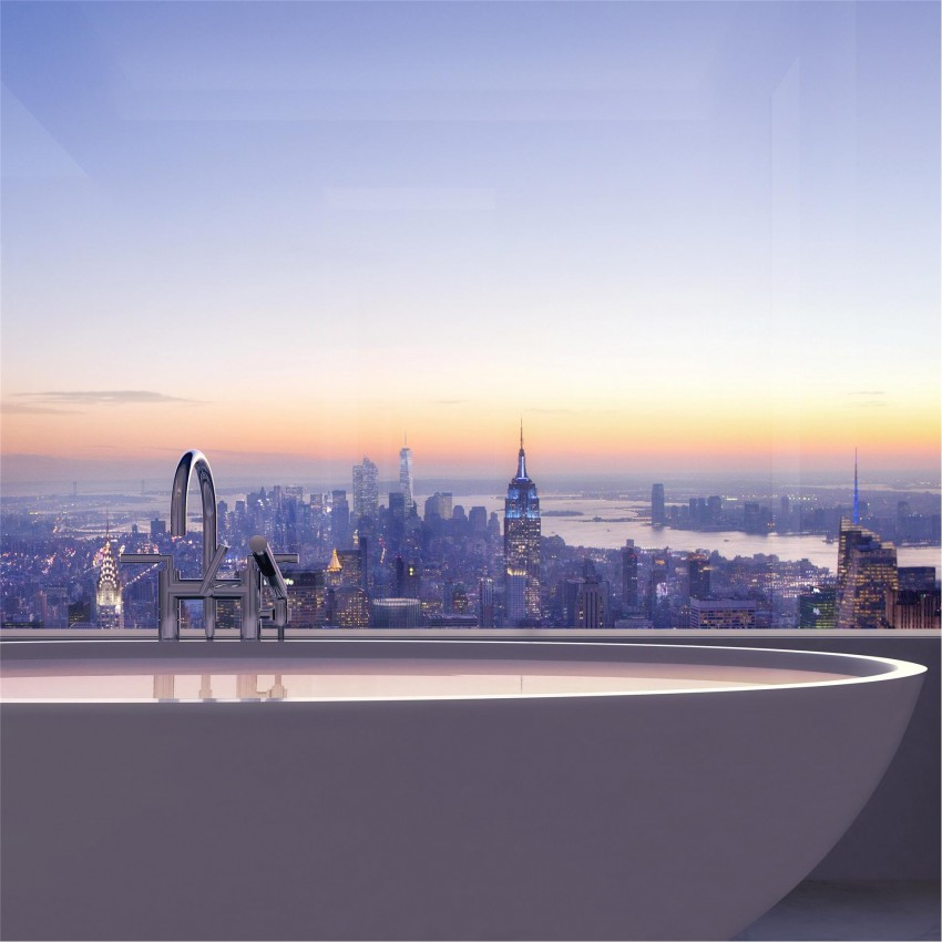 Inside the $95 Million 432 Park Avenue NYC Apartment (8)