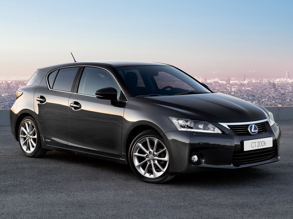 10 Best Lexus Models of All Time