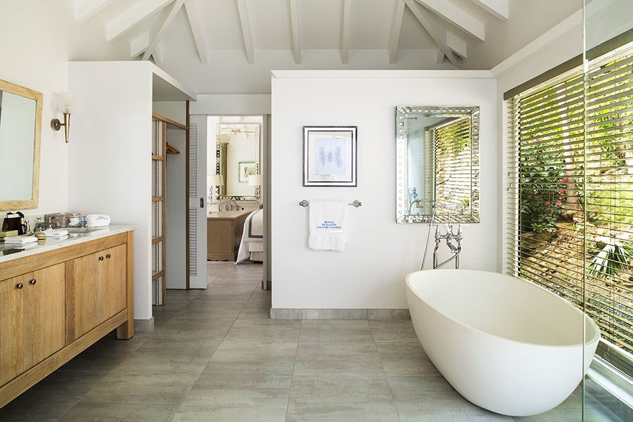 Luxury Travel Hotel Cheval Blanc St-Barth Isle de France Pictures Experiences Design (10)
