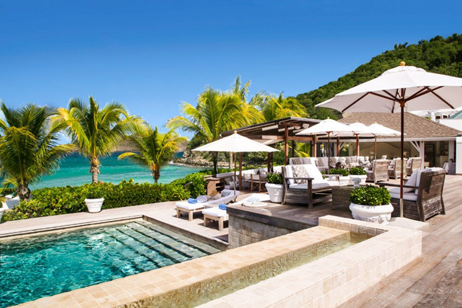 Luxury Travel Hotel Cheval Blanc St-Barth Isle de France Pictures Experiences Design (14)