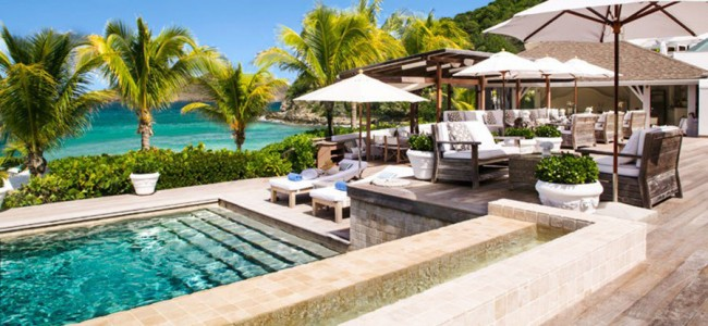 Luxury Travel: Hotel Cheval Blanc St-Barth Isle de France