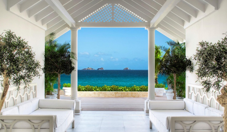Luxury Travel Hotel Cheval Blanc St-Barth Isle de France Pictures Experiences Design (2)