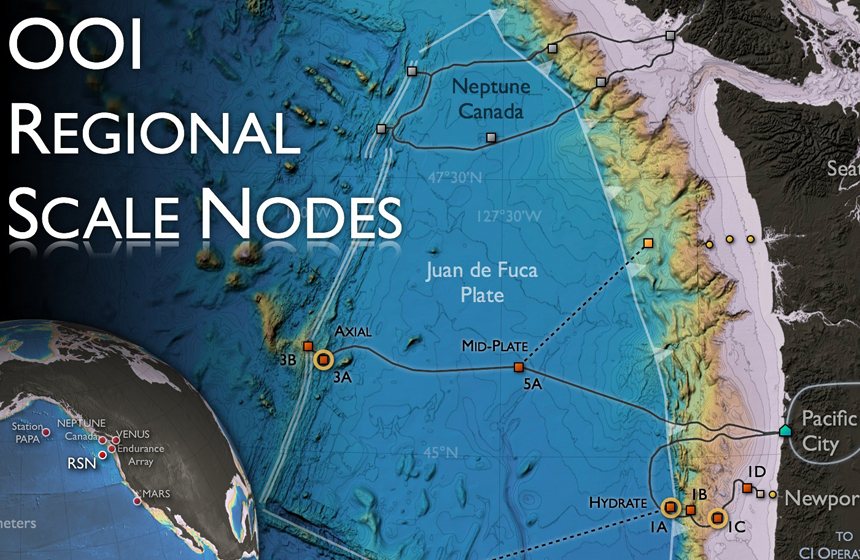Most Expensive Science Experiments  9) Regional Scale Nodes -$76.6 million