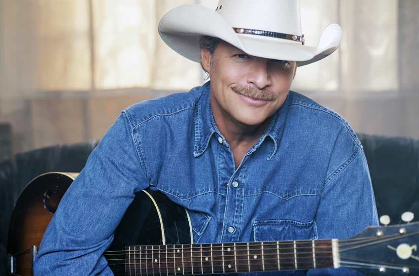 Richest Country Music Singers  TOP 10 N10) Alan Jackson estimated $75 million