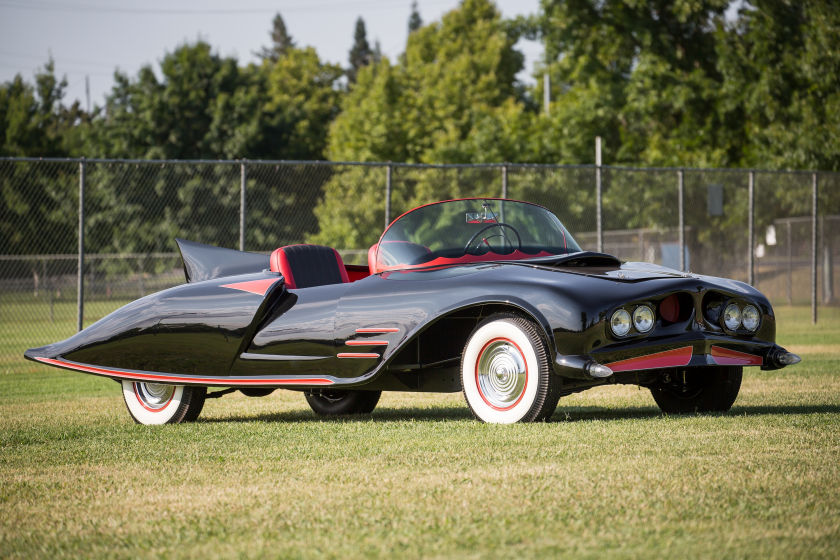 The First Official Batmobile Ever Made is Up for Sale (1)