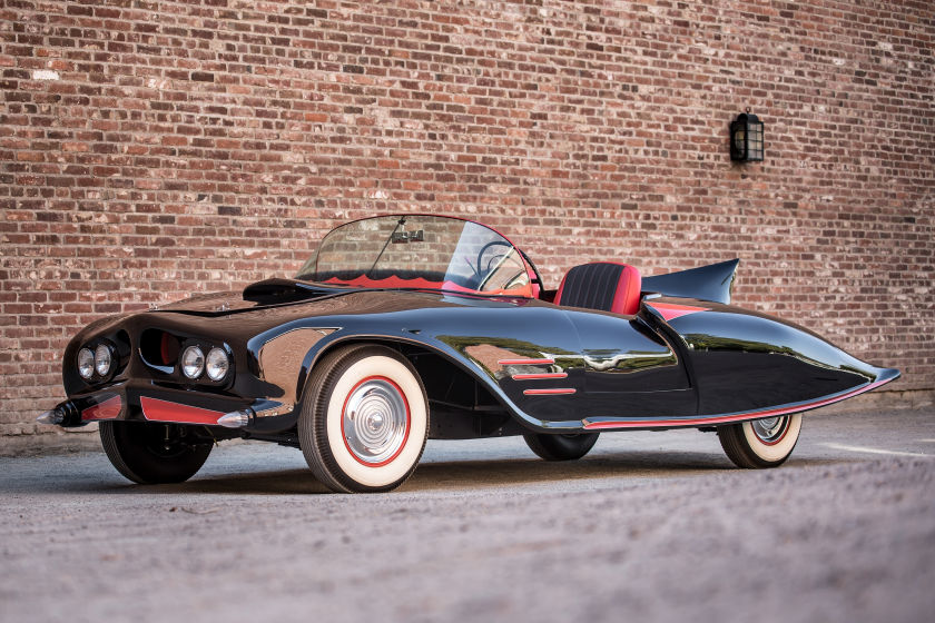 The First Official Batmobile Ever Made is Up for Sale (12)