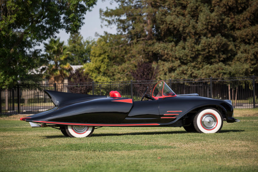 The First Official Batmobile Ever Made is Up for Sale (2)