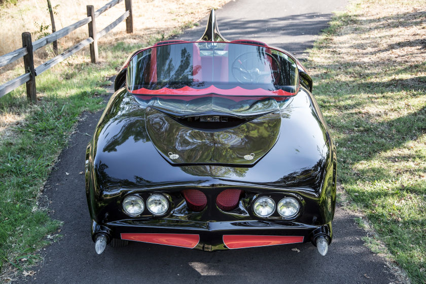 The First Official Batmobile Ever Made is Up for Sale (4)