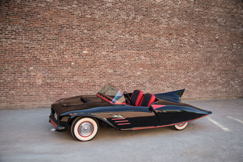 The First Official Batmobile Ever Made is Up for Sale (5)