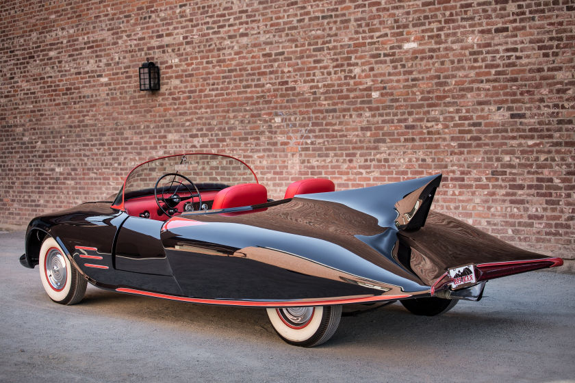 The First Official Batmobile Ever Made is Up for Sale (6)