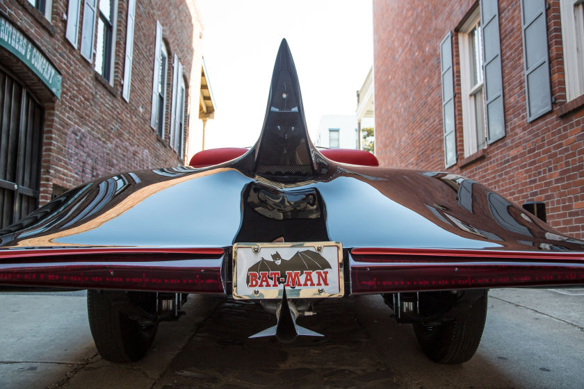 The First Official Batmobile Ever Made is Up for Sale (8)