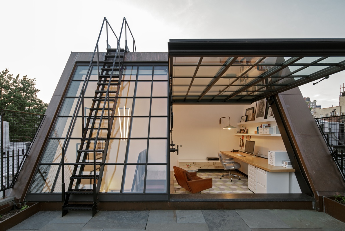 epic rooftop home office nyc 7