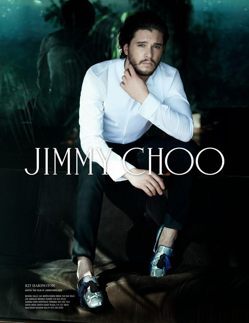 #1 Jimmy Choo Foxley Shoes - Price $1.650 | Most Expensive Jimmy Choo Shoes for Men | Top 10 [ Image Source: whats-he-wearing.com]