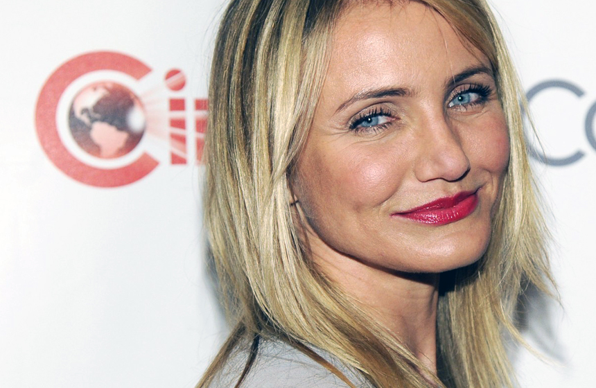 10 Celebrities Who Started As Models  N10. Cameron Diaz