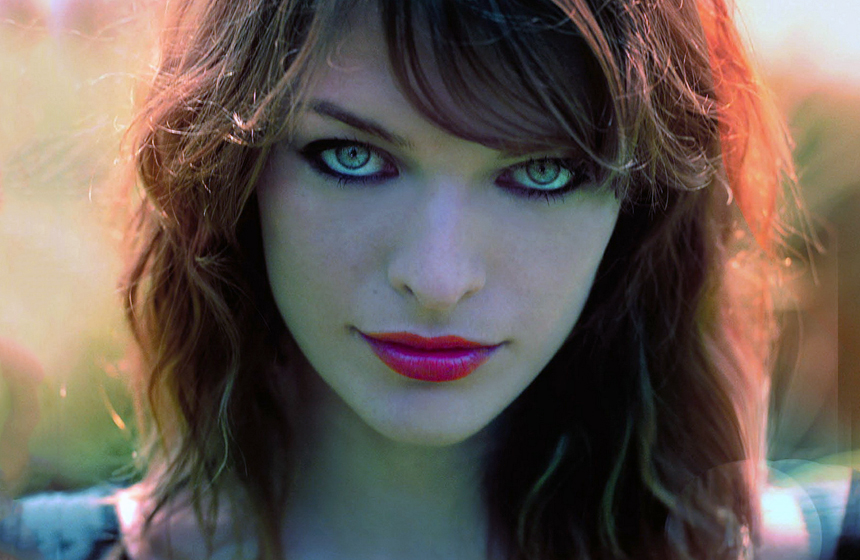 10 Celebrities Who Started As Models  N9. Milla Jovovich