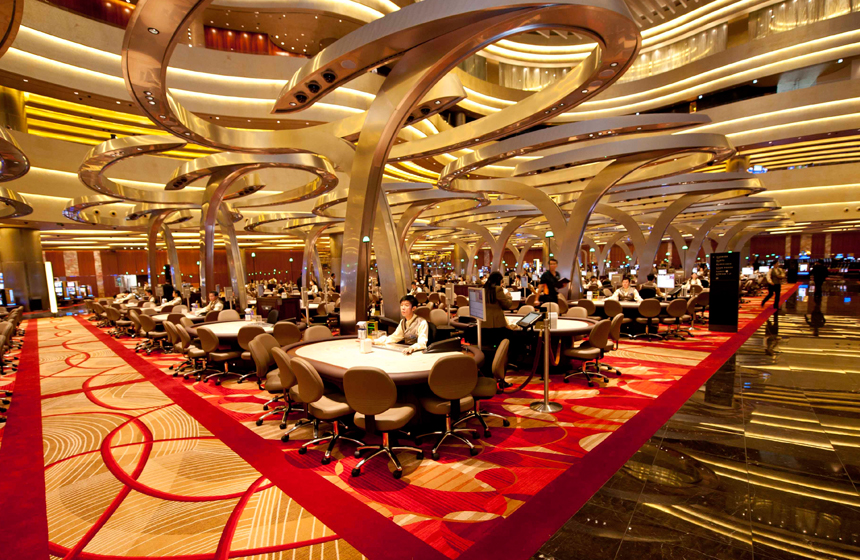 10 Most Luxurious Casinos in the World N10. Marina Bay Sands Casino – Singapore