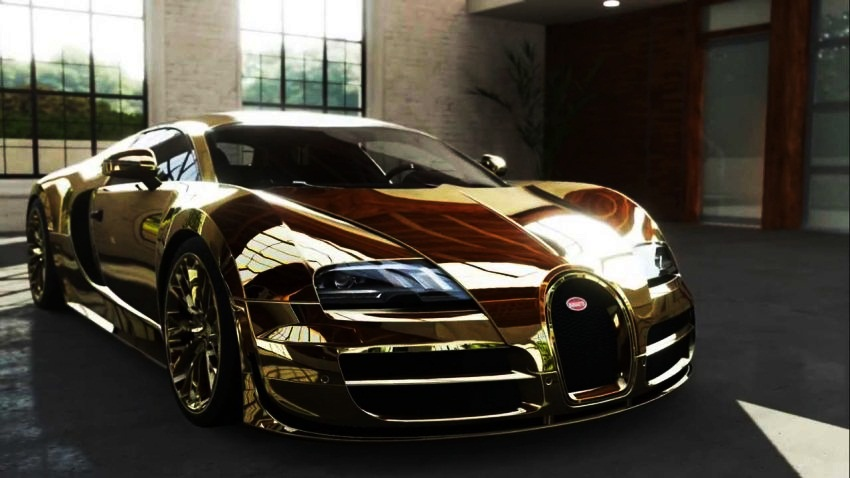 ... #2 Bugatti Veyron | Best Cars For Total Poseurs | Top 10 [ Image Source
