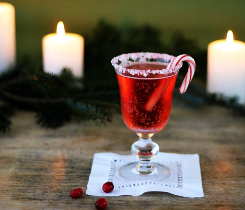 #3 The Candy Cane | Best Holiday Drinks You Can Have This Christmas | Top 10 [ Image Source: jennysteffens.blogspot.com]