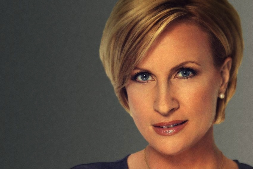 #9 Mika Brzezinski - Net worth $12 million | Richest Female News Anchors | Top 10 [ Image Source: thedailybeast.com]