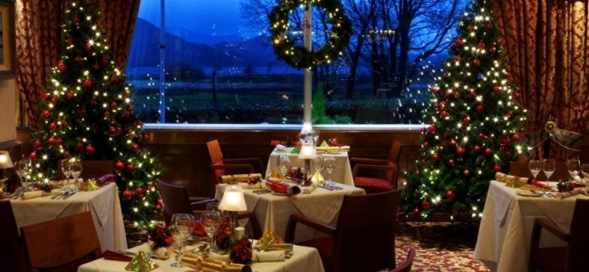 Best Christmas Hotels in the United States