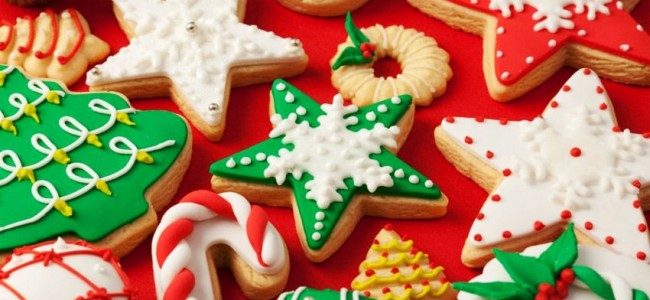 Christmas-Themed Cookie Ideas