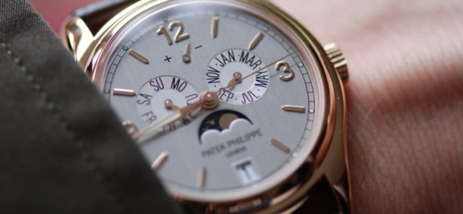 Expensive Perpetual and Annual Calendar Watches