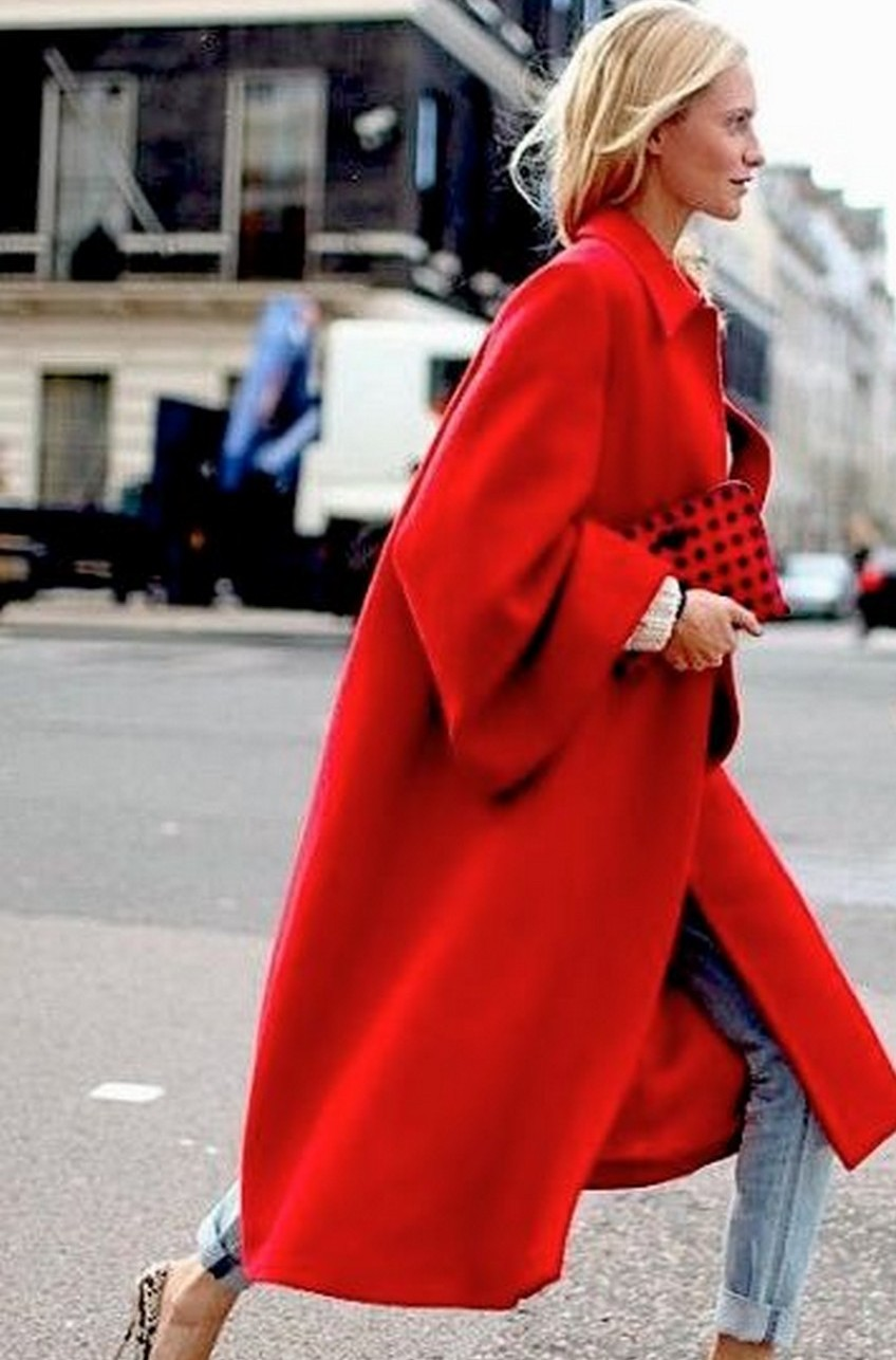 10. Statement Coat | Fashion Trends for Winter 2015 | Image Source: http://engelta.hubpages.com