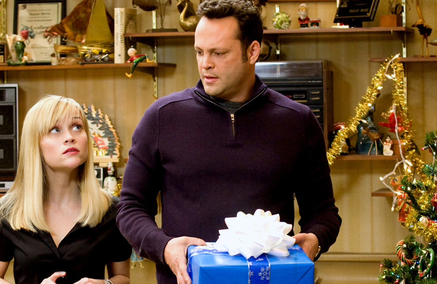 Highest-Grossing Christmas Films of All Time N7. Four Christmases ...