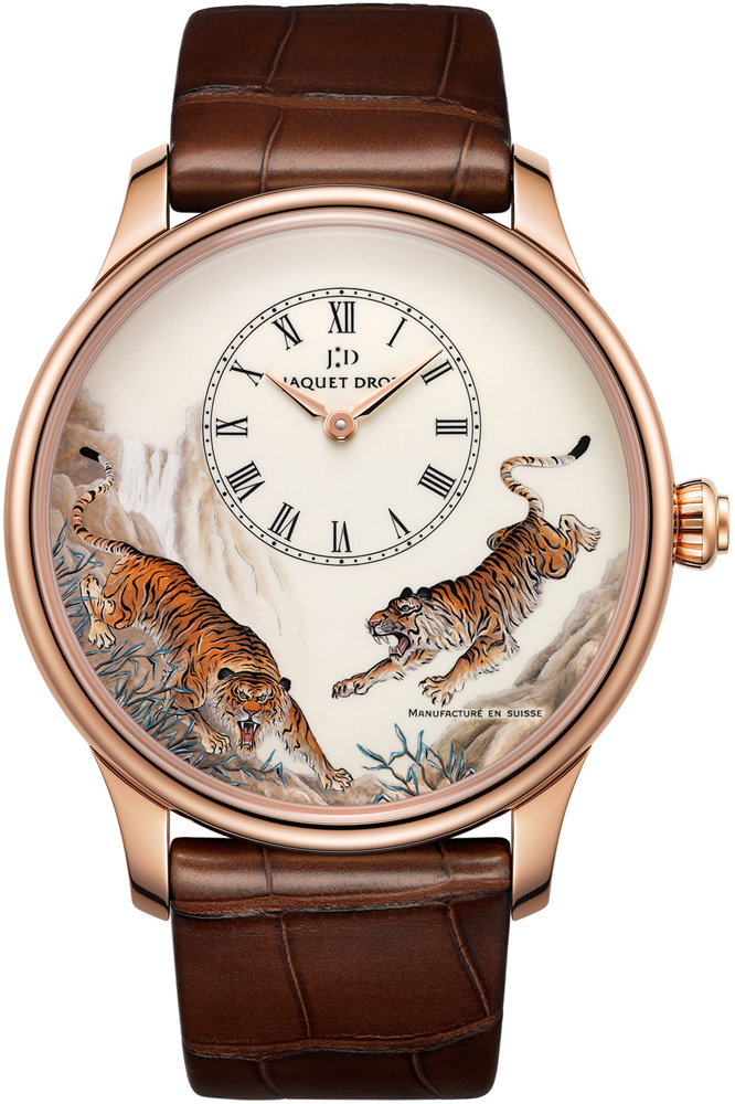 Jaquet Droz Les Ateliers D'Art Watches
