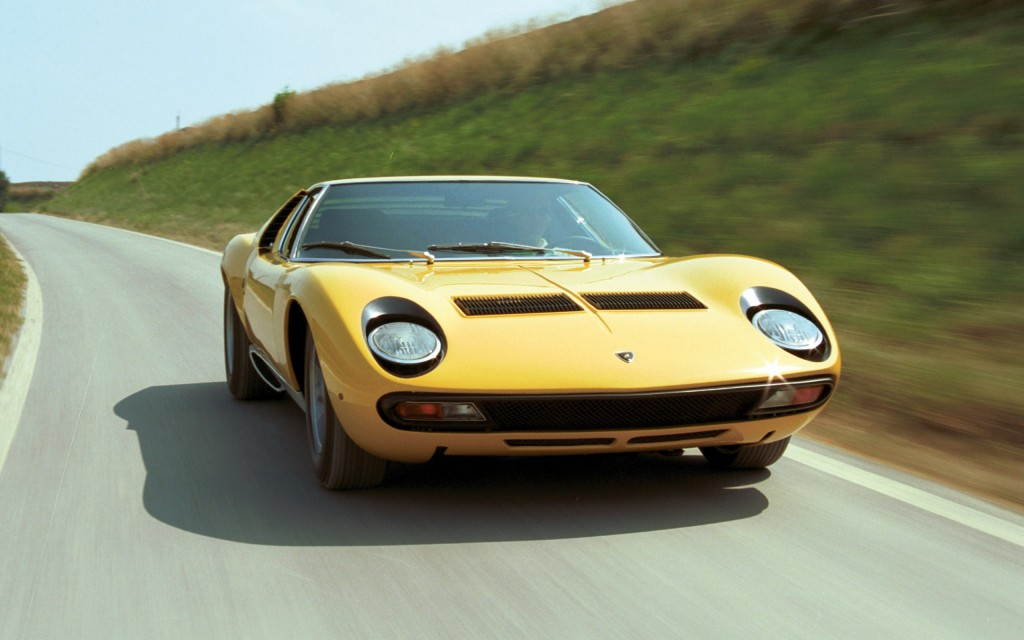 10 Best Cars of The 1960s