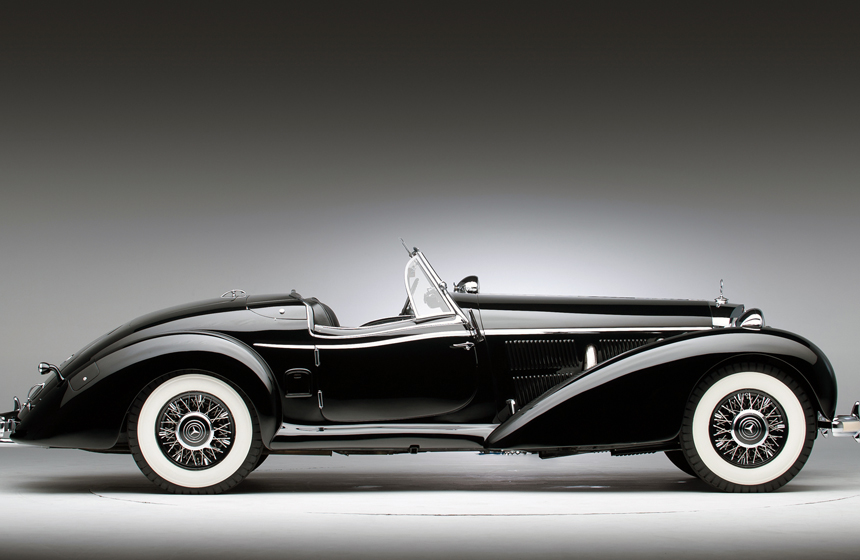 Most expensive cars ever sold at auction for Most expensive mercedes benz in the world