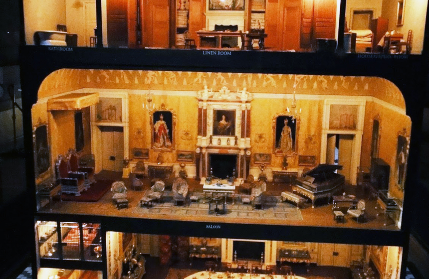 Most Expensive Dollhouses in the World N1. Queen Mary's Dollhouse – Priceless
