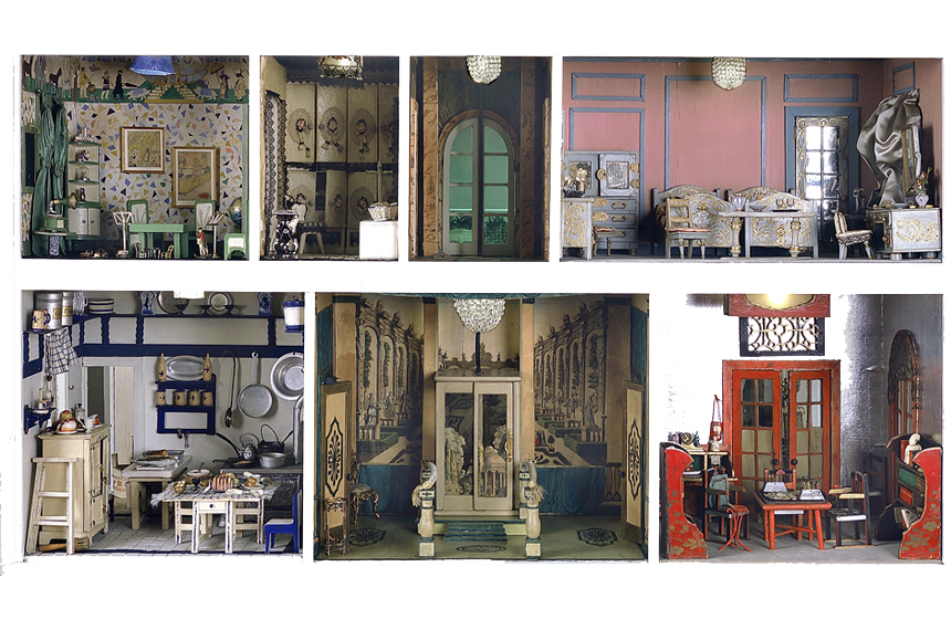 Most Expensive Dollhouses in the World N3. Stettheimer Dollhouse – $1 million