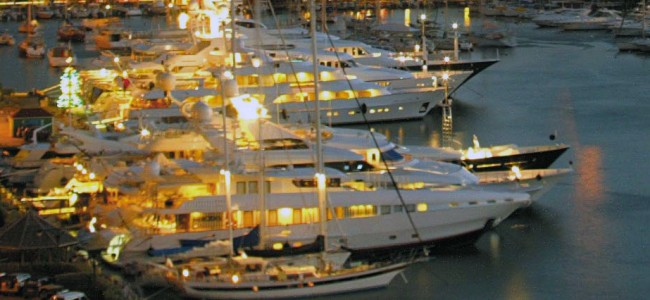 Most Expensive Places to Dock Your Yacht