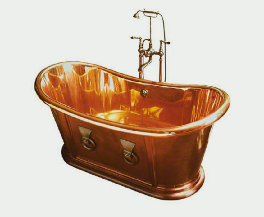 Top 10 Most Expensive Bathtubs in the World - EALUXE