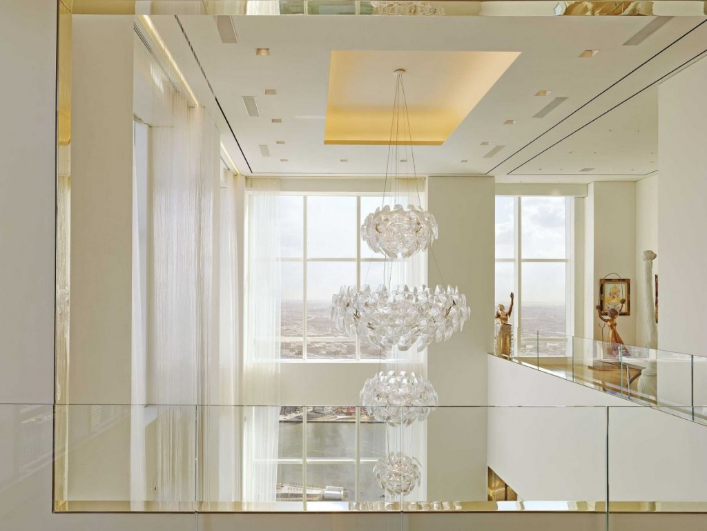 what a billionaire's penthouse in new york city looks like, interior architecture, luxury home (16)