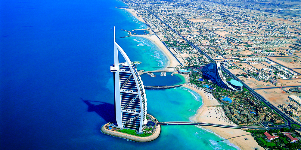 The Ultimate Luxury Trip to Dubai | Burj al Arab | via travelokam.com