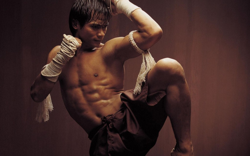 10 Best Martial Arts That Get You Ripped;Tony Jaa;