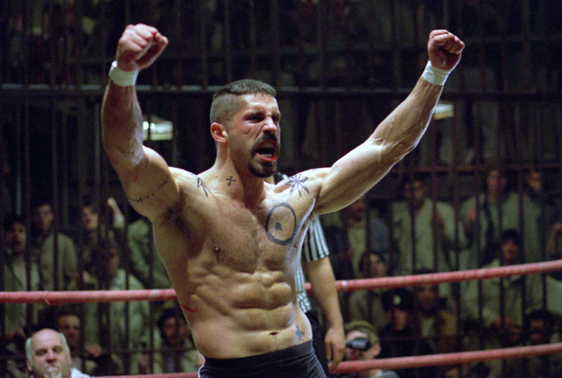 10 Best Martial Arts That Get You Ripped;Scott Adkins