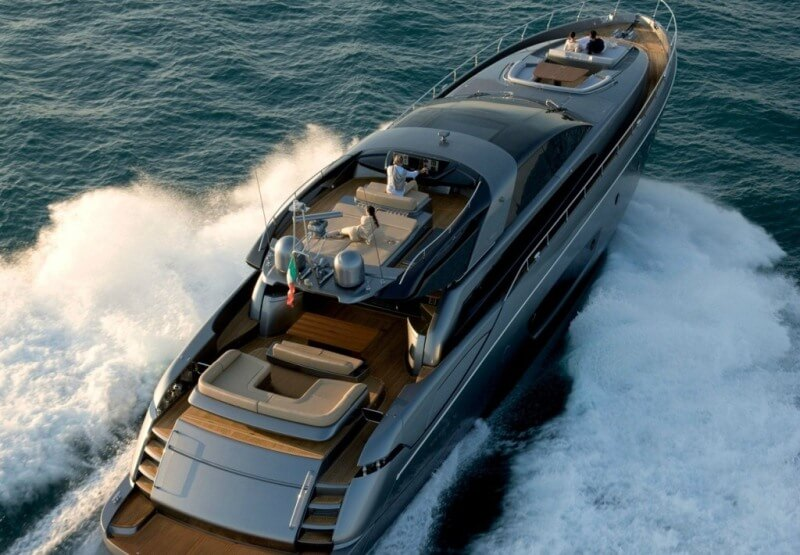 The Ultimate Luxury Trip to the French Riviera | The luxurious Rhino yacht