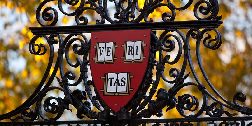 Higher education for the rich harvard