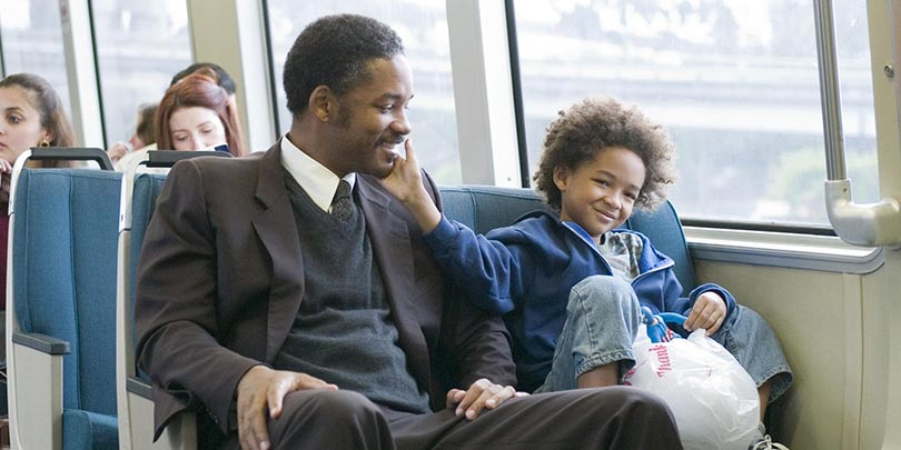 providing for your family pursuit of happyness