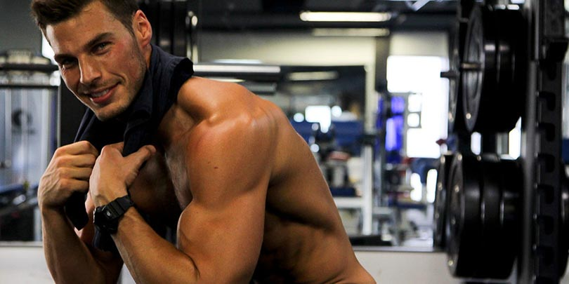 You get a hot personal trainer to make sure you're healthy | via cstatic.net