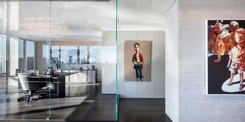Luxurious art in penthouse 49 Reasons Why It Is Better To Be Rich Than Poor