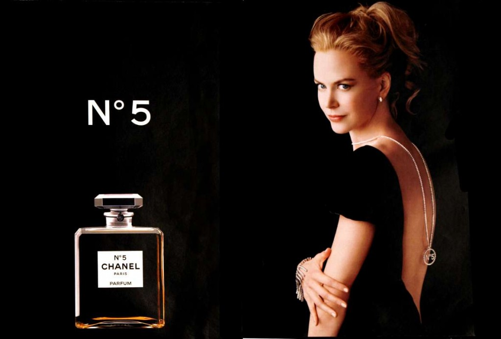 Most Expensive Ad-Campaign Ever  Made | Nicole Kidman