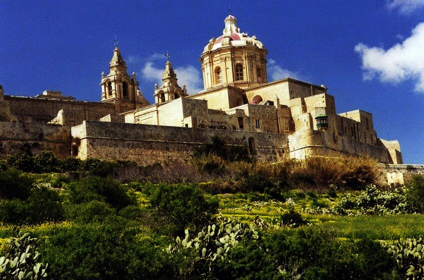 #9 The Xara Palace, Mdina, Malta | Most Romantic Hotels in Europe | Top 10 [ Image Source: golfworldresorts.com]