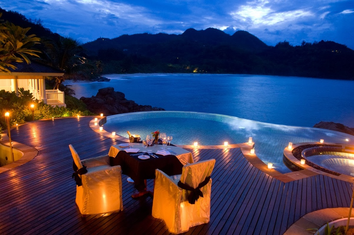 Seychelles Luxury Trip for Millionaires Banyan Tree Resort