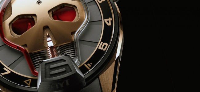 Iron Man Skull Watch Makes You Feel Like Tony Stark