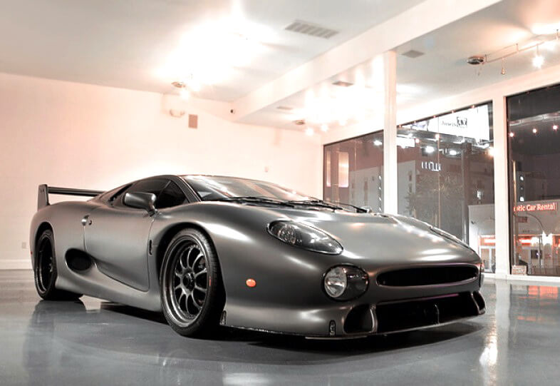 Most Expensive Jaguar Cars in the World -Number-4-Jaguar-XJ220-S-TWR-with-1.8-million